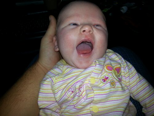 Baby, Amelia, Happy Baby, Cute Baby